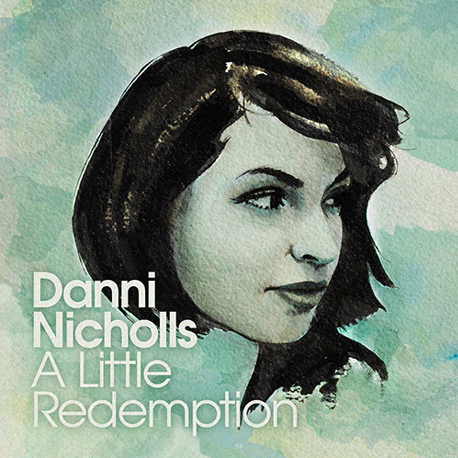 Danni Nicholls singer song writer ALR Album cover