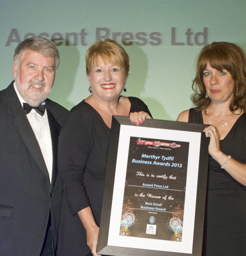 Business Awards - Hazel centre