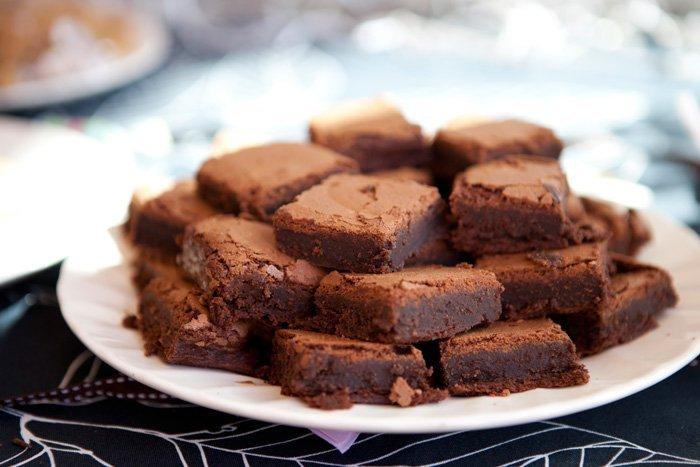 Brownies (Image: NavyBlur)
