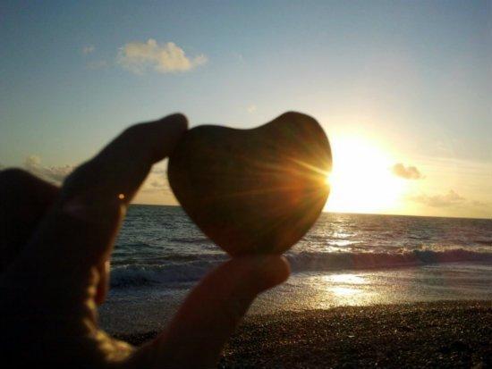 DWYL beach love