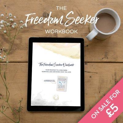 Freedom Seeker Workbook