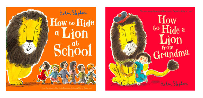 How to Hide a Lion series
