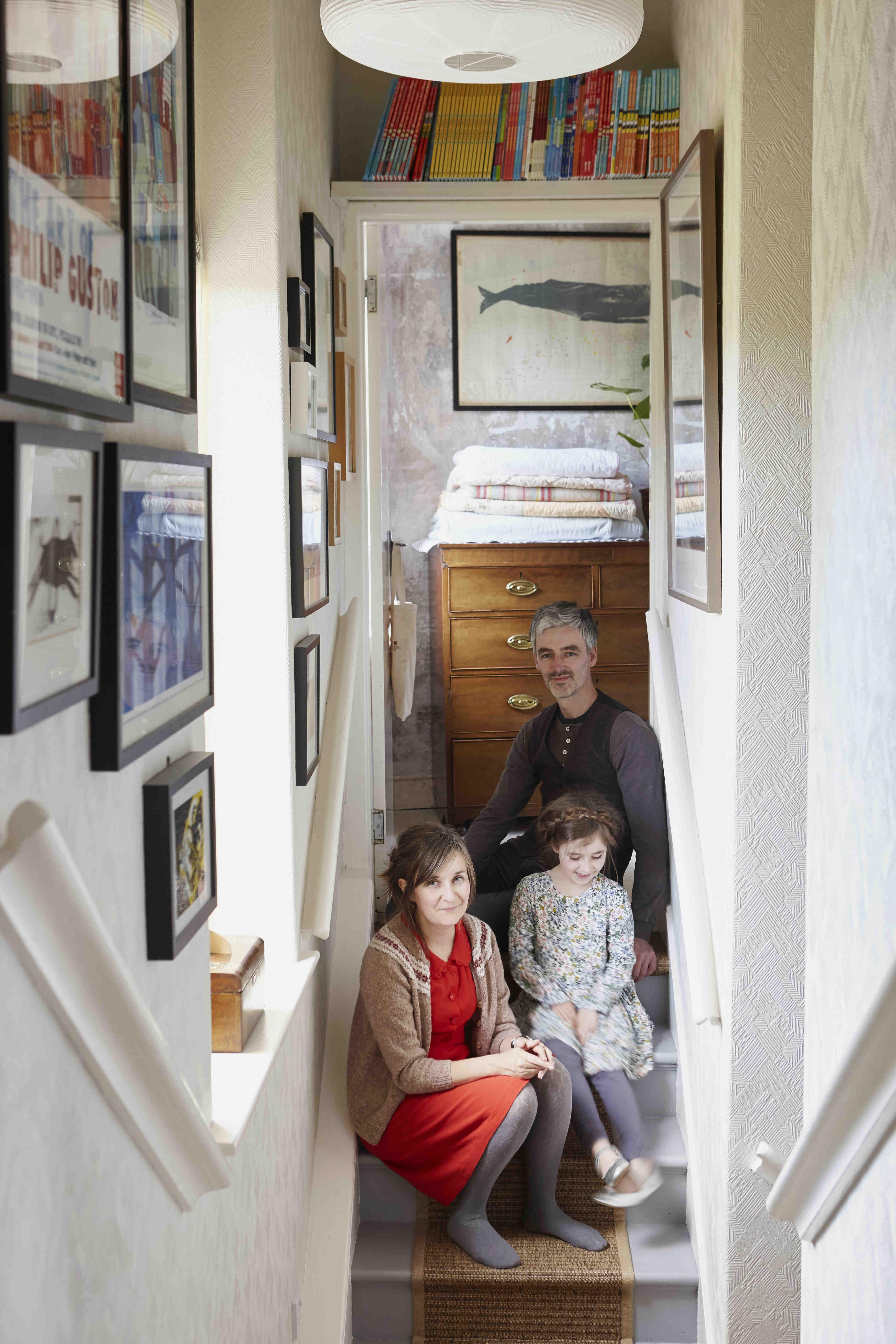 Helen Stephens & Family