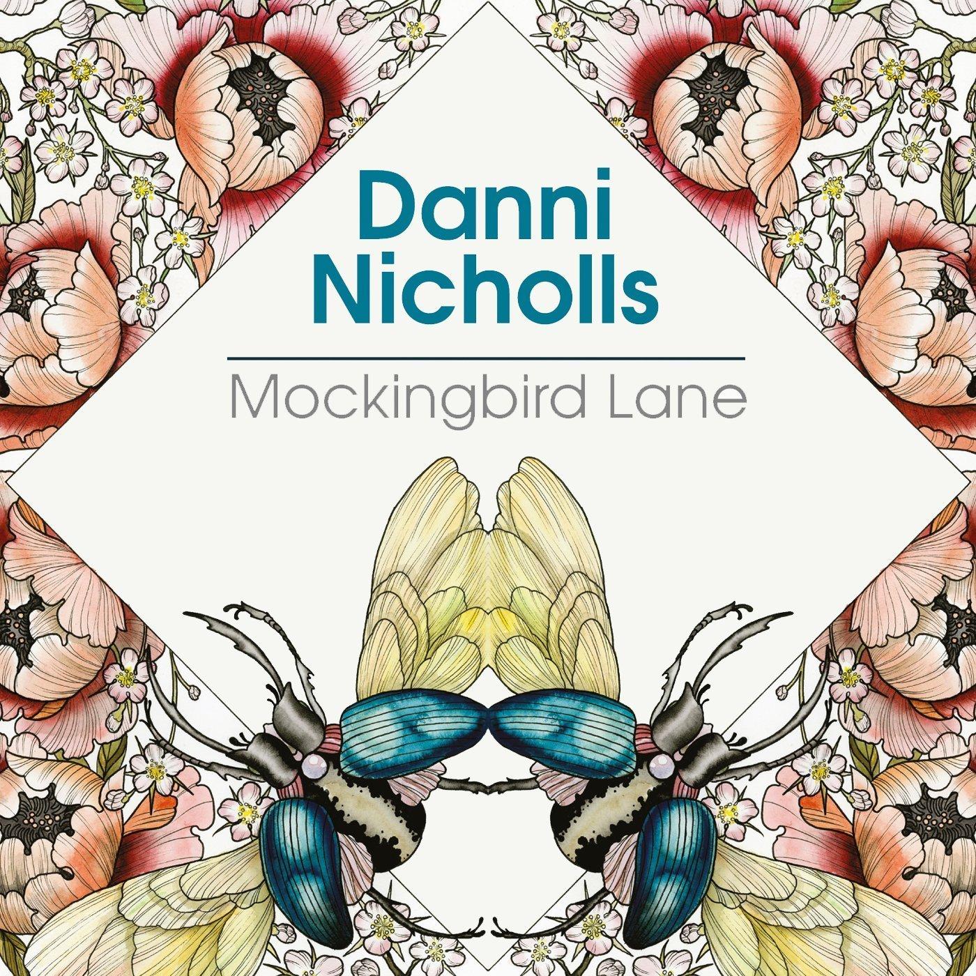 Danni Nicholls singer song writer MBL Cover