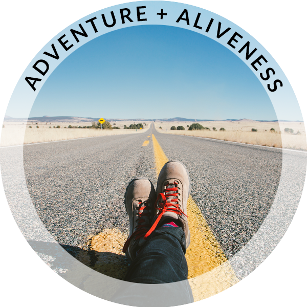 Adventure & Aliveness