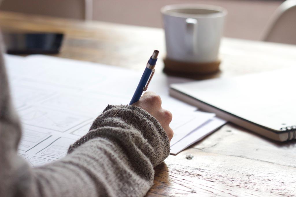 Winter Writing Workshop 2018