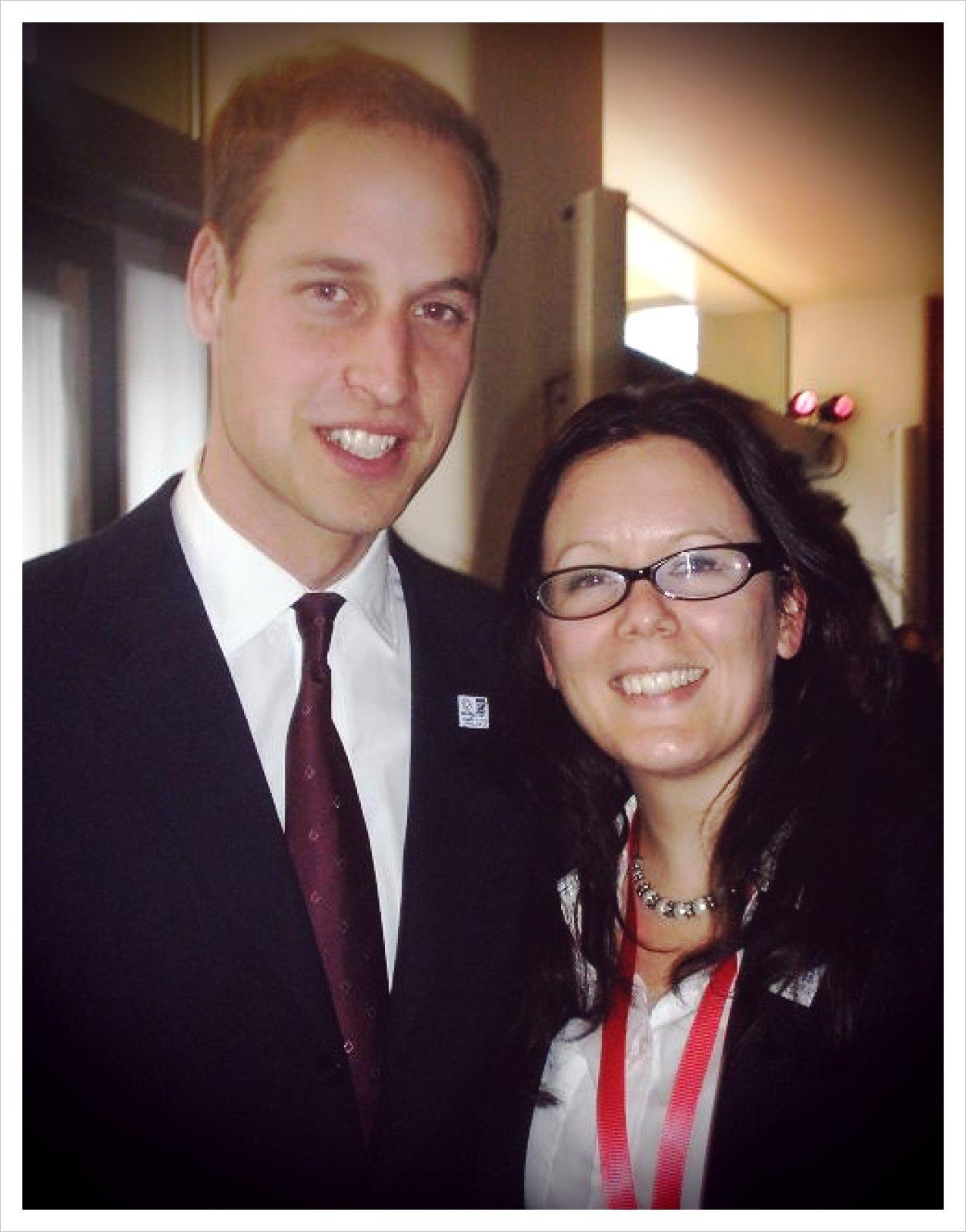 Prince William - future king